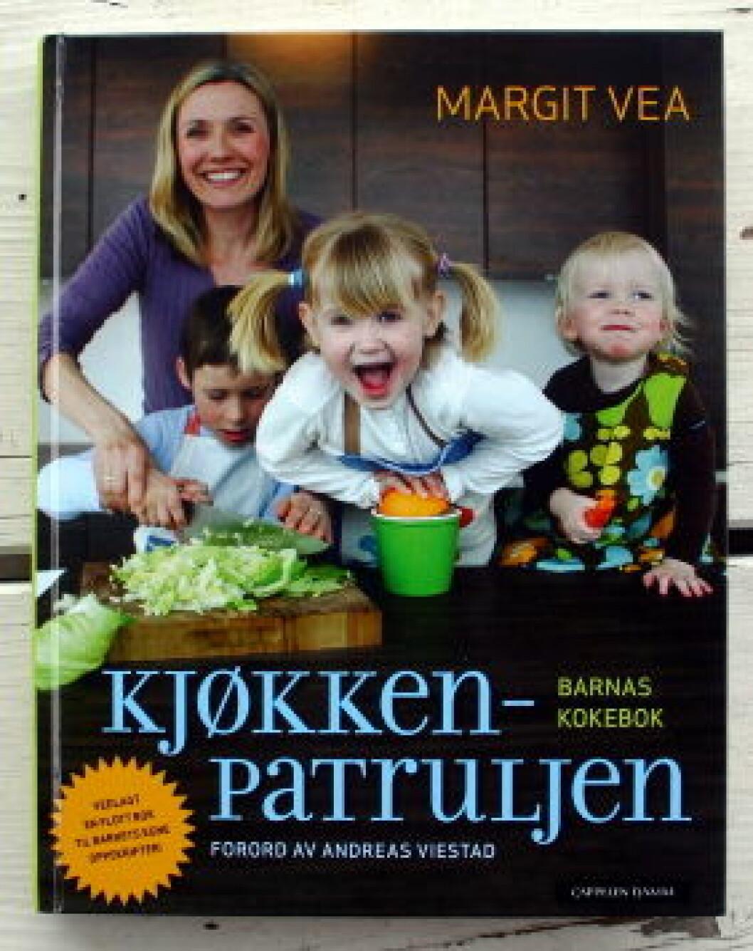 Bok Kjøkkenpatruljen