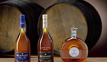 Altia kjøper varemerket cognac Renault