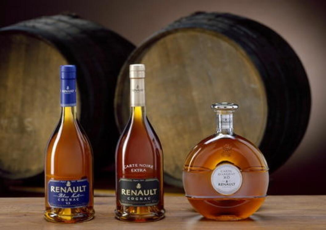 Renault Cognac nett