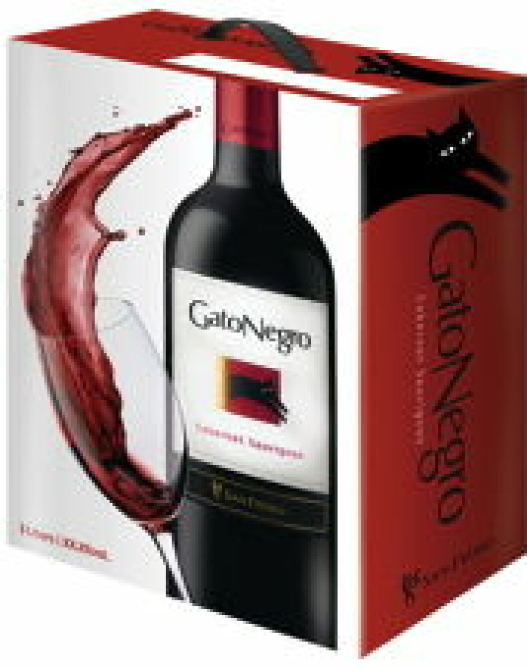 GatoNegro Cabernet Sauvignon BIB NETT