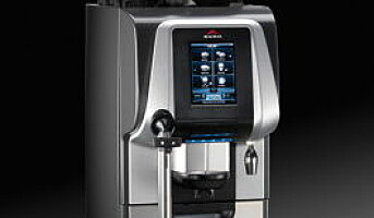 Egro ONE Touch  ny kaffemaskin i Norge