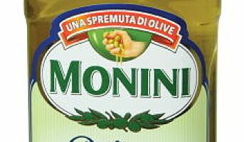 Delicato Extra Virgin Monini olivenolje