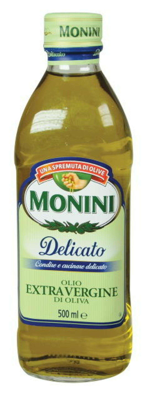 Monini Delicato Olivenolje 500 ml