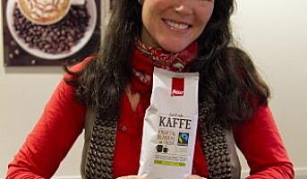 Nytt design på Friele Fairtrade kaffe