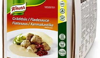 Knorr 100 % saus