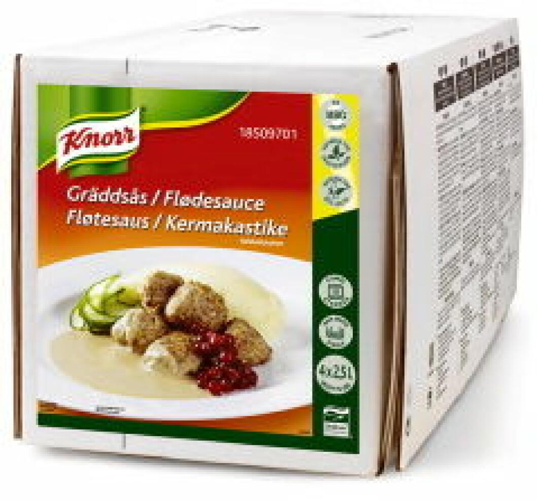 Knorr 100 Fløtesaus