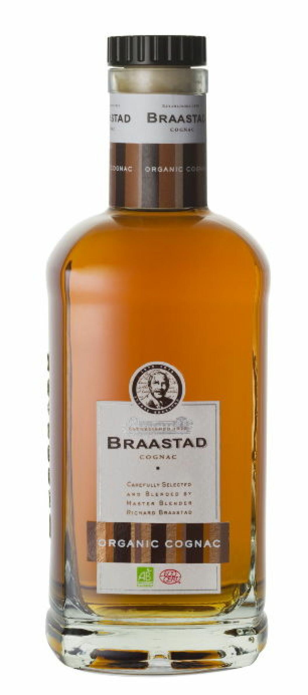 Braastad Cognac Organic