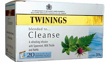 Ny te-serie fra Twinings