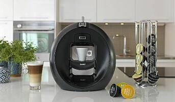 Innovativt kaffekonsept