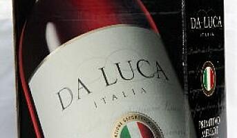 Da Luca på boks