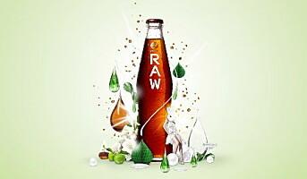 Pepsi Raw: En naturlig lansering