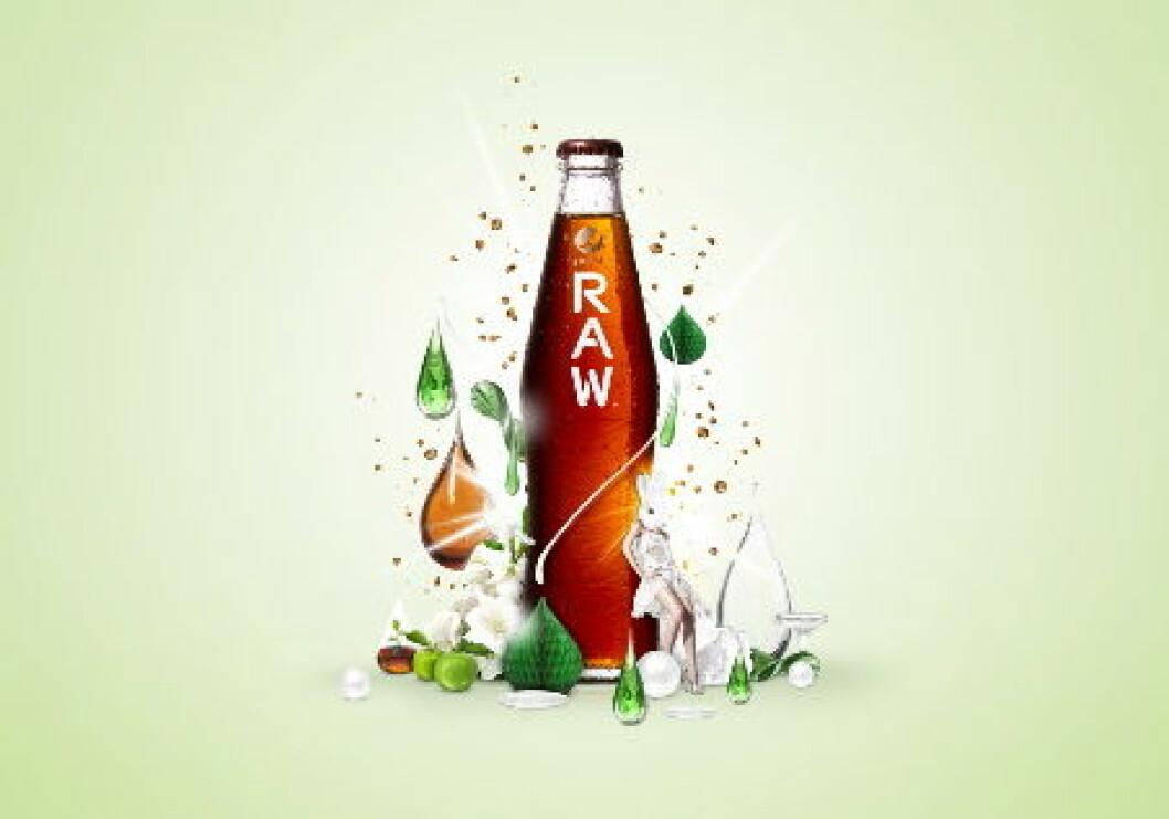 Pepsi Raw nett