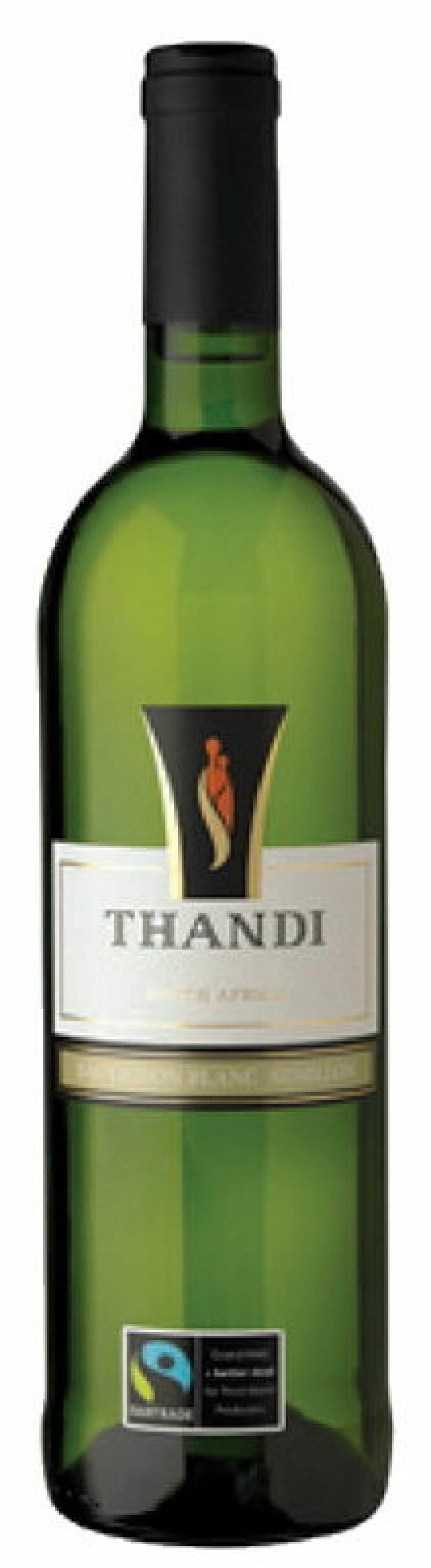 Thandi Chardonnay Chenin Blanc nett