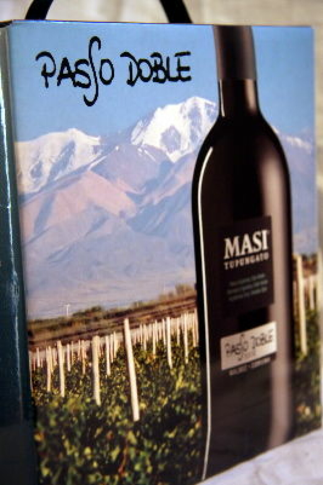 2008-årgangen av Masis Passo Doble, på boks.