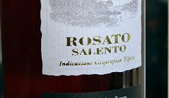 Rosévin fra San Marzano