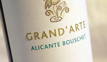 Grand Arte Alicante Bouschet