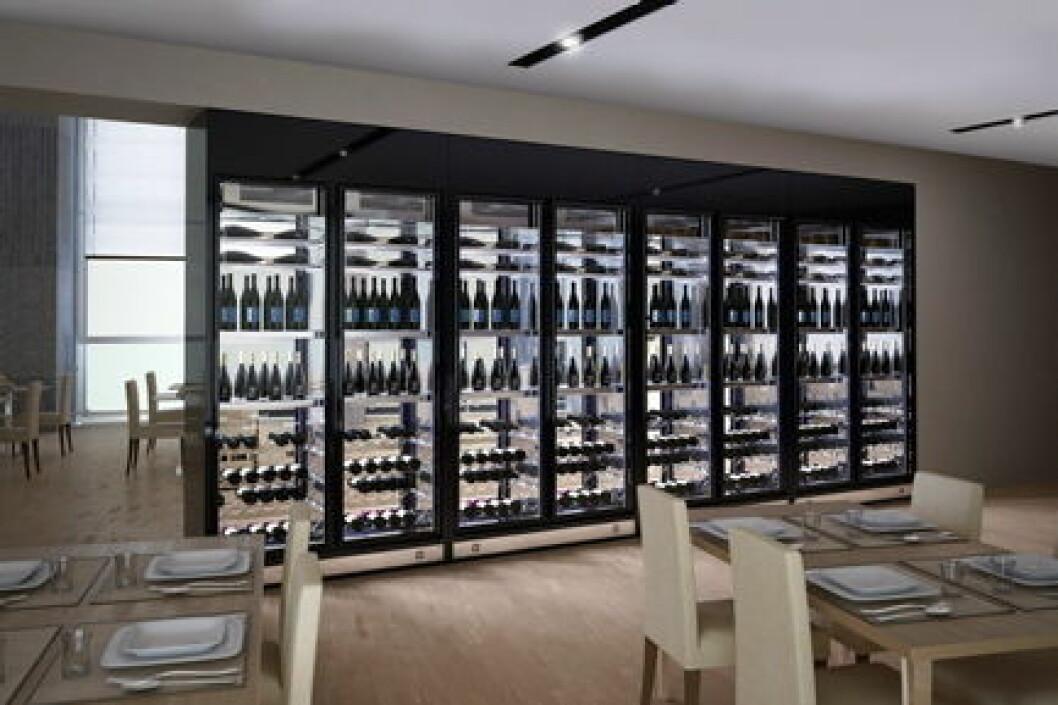 Enofrigo Wine Library