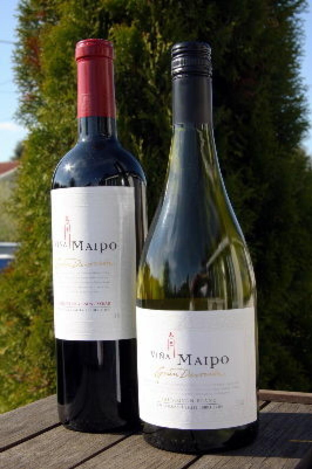 Vina Maipo rød hvit (1)