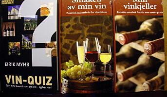 Interessante vinbøker
