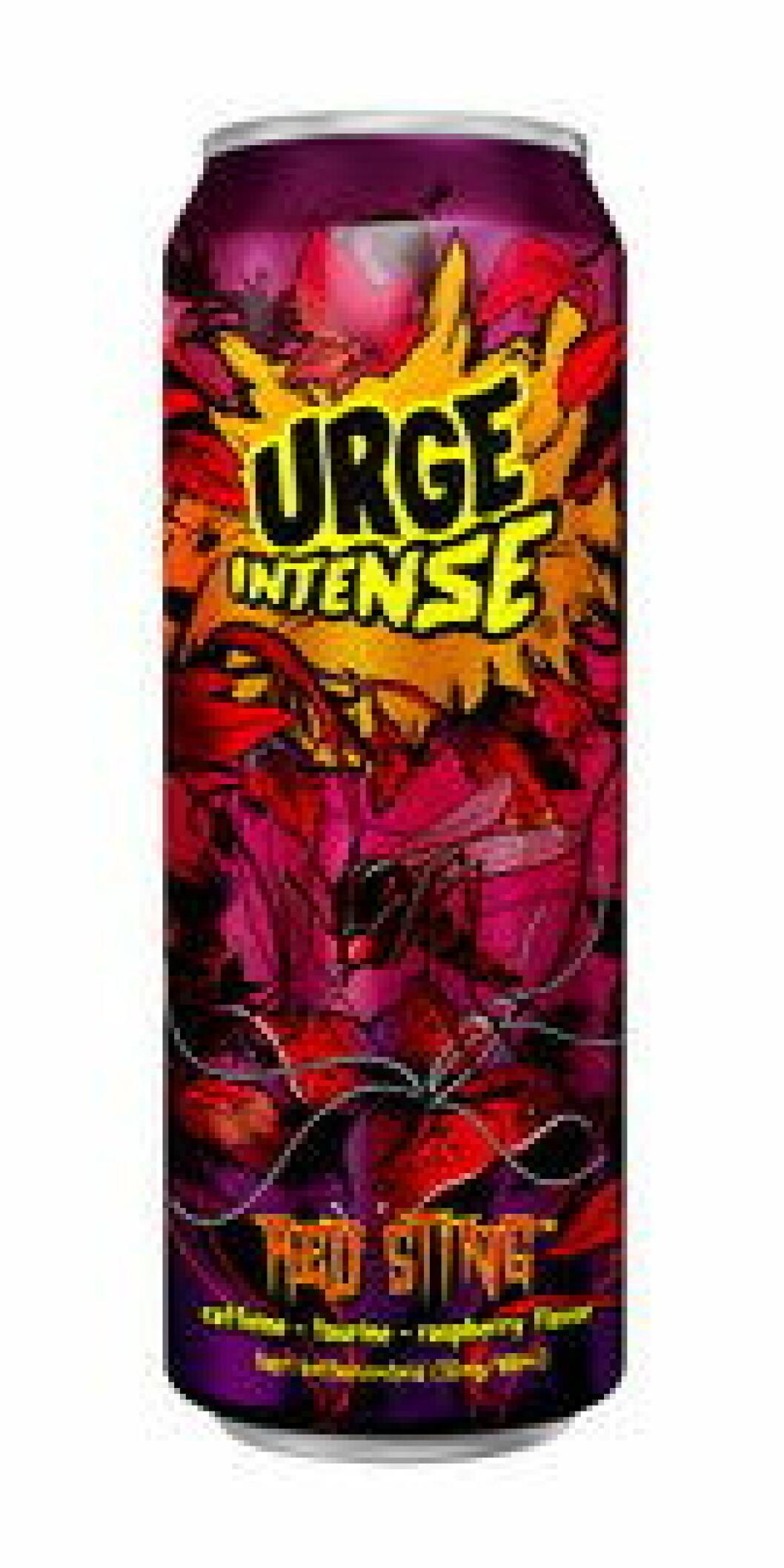 Urge intense