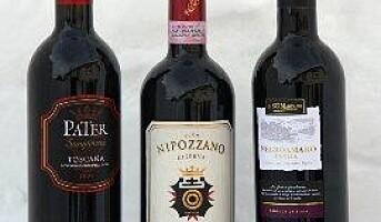 Åtte vinvarianter til påske