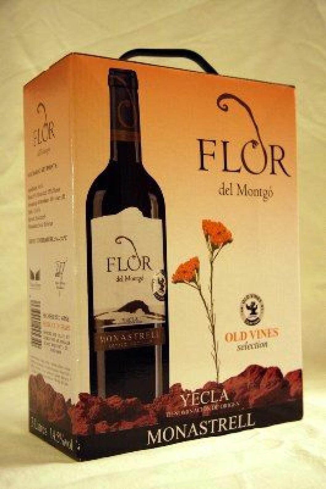 Flor del Montgo BIB1
