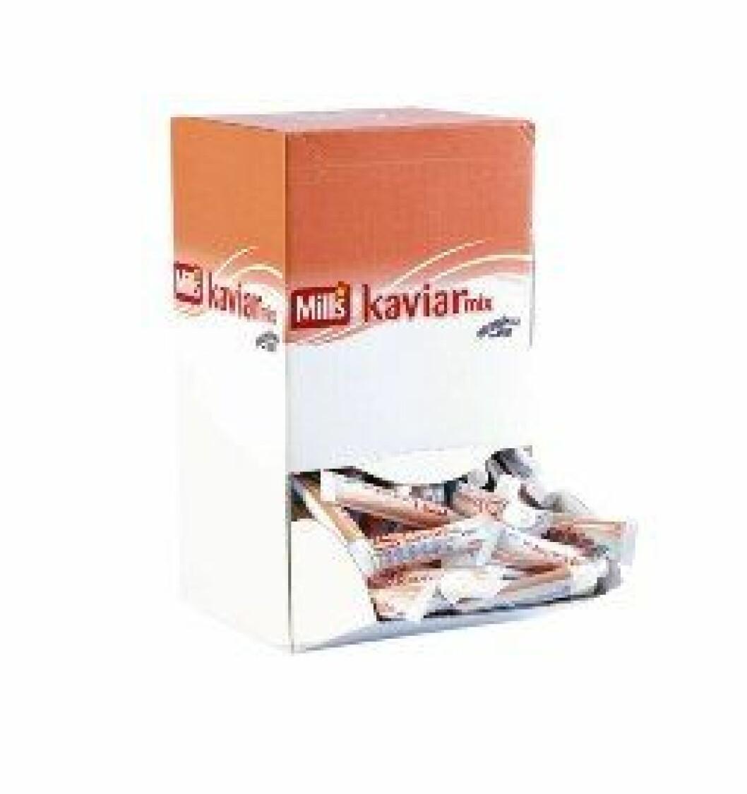 Mills Kaviar Mix kartong