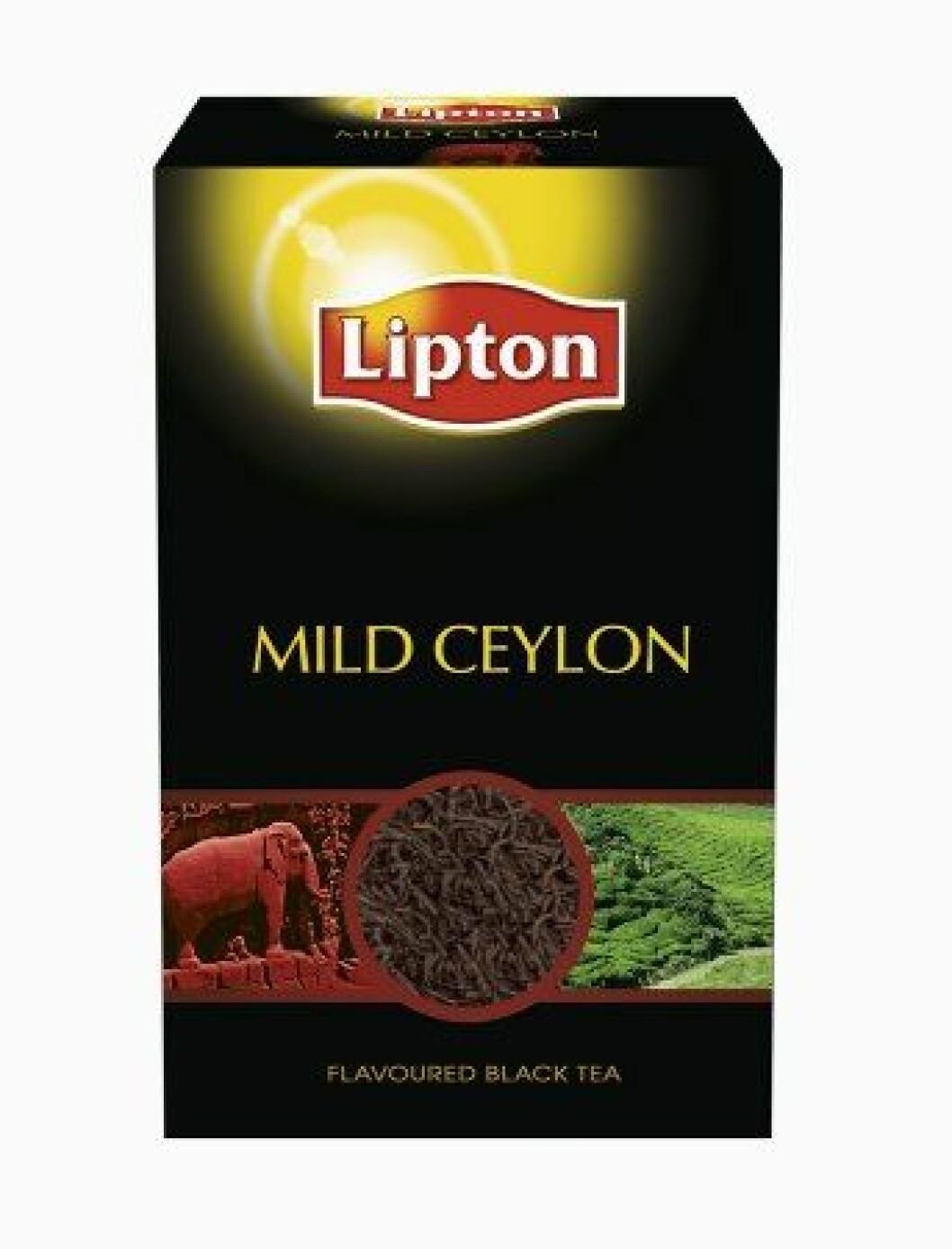 Lipton MILD CEYLON løsvekt