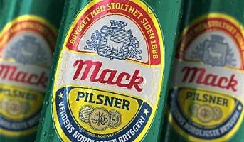 Mack med ny design
