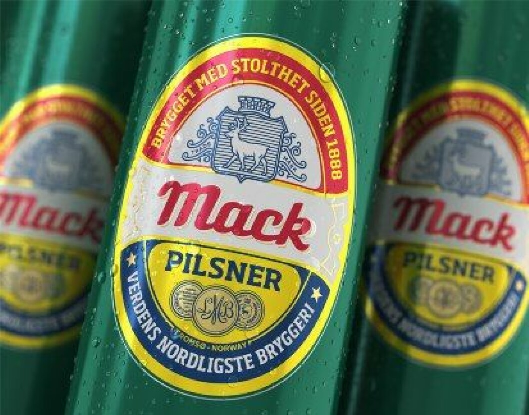 Mack Pilsner