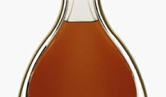 Eksklusiv cognac til 20 000 kroner flasken