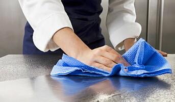 Fargekodede kluter reduserer risikoen for sykdomsspredning