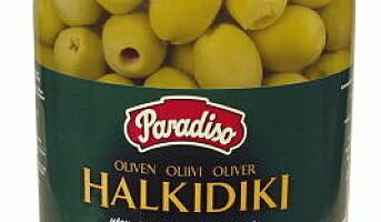 Gourmet-oliven Hellas