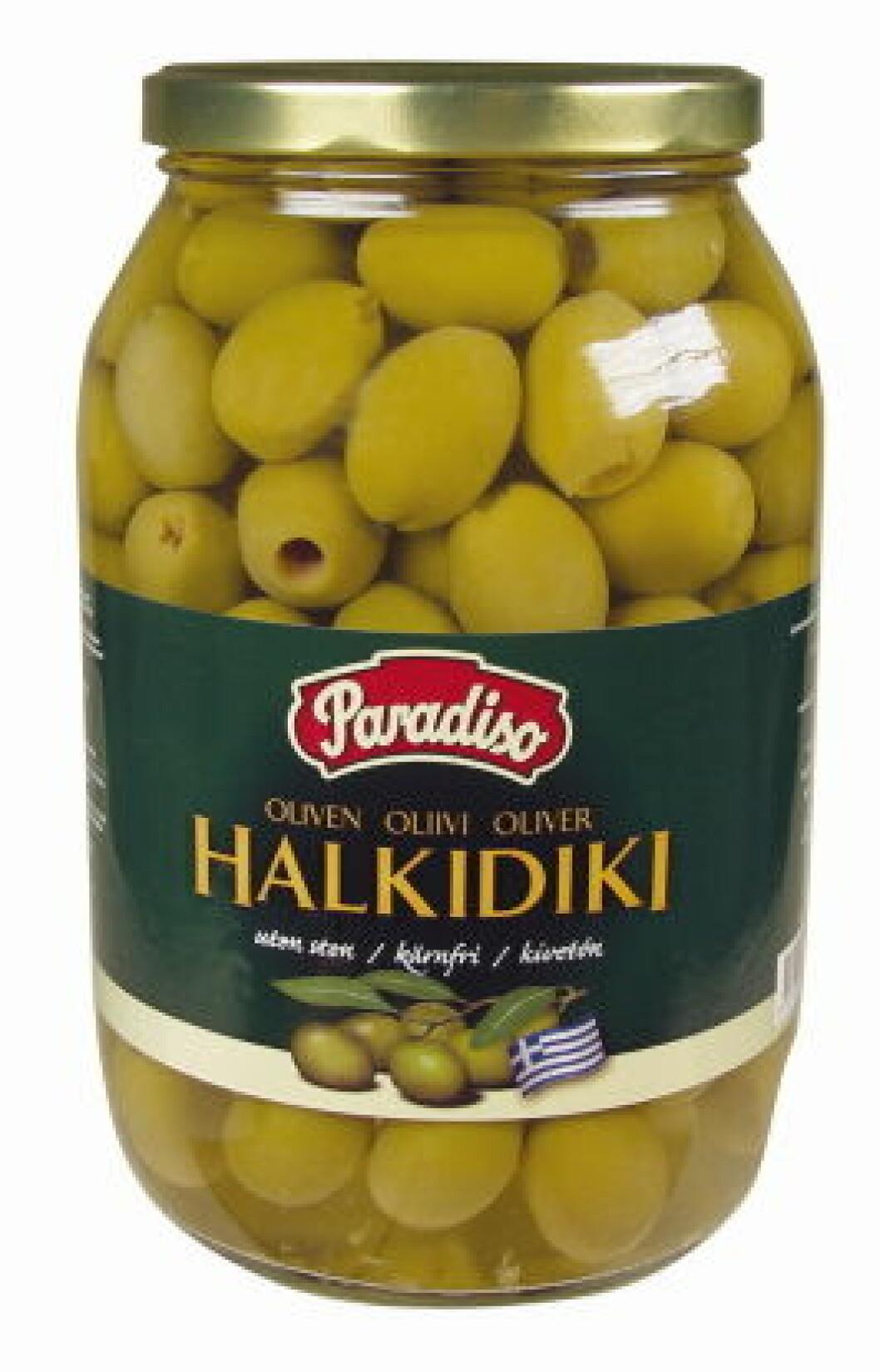 Gourmet oliven1