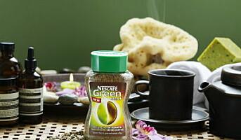 Ny grønn kaffe for helsa