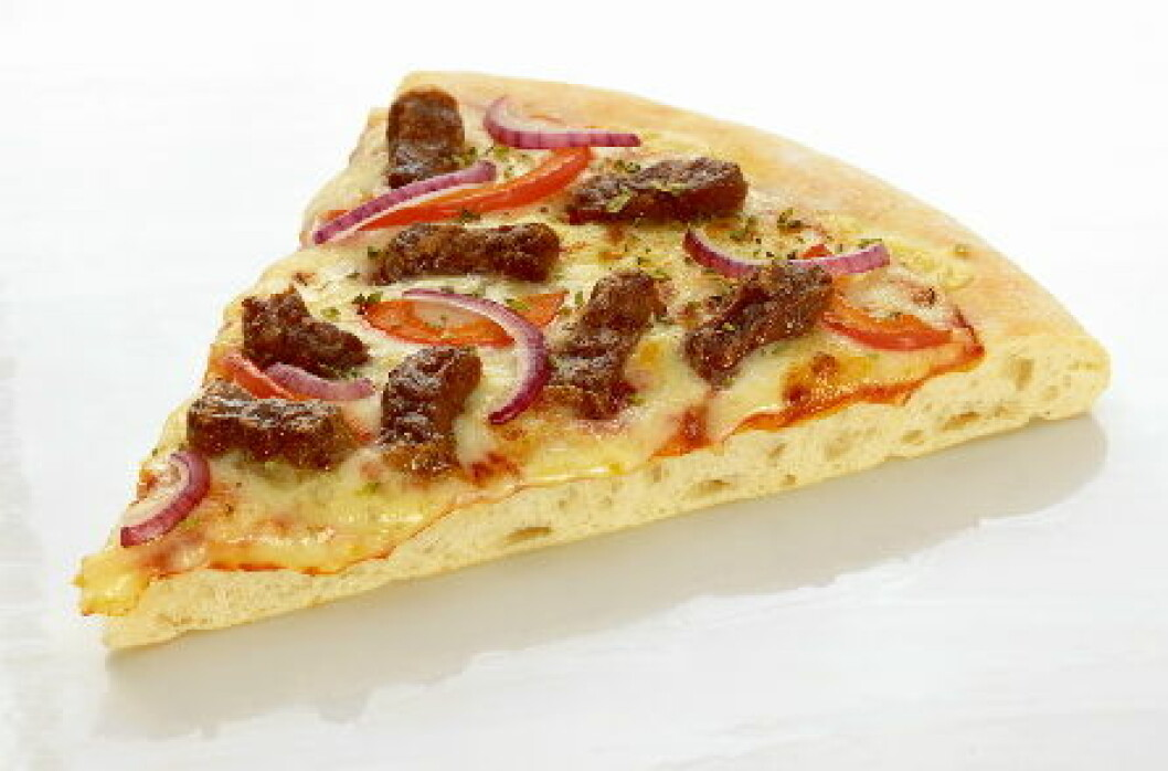 Stabburet Amerikansk Pizza biff