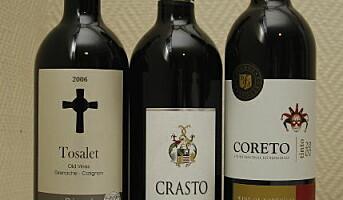 Spennende viner fra Spania og Portugal