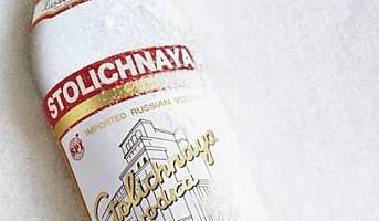 Stolichnaya til Maxxium