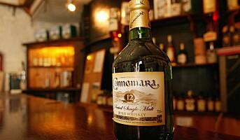 Irsk whiskydestilleri verdens beste