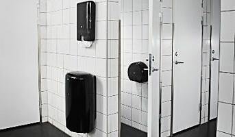 Ny dispenserløsning for toaletter fra Tork