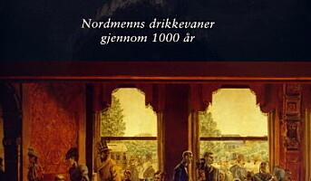 Ny bok: Nordmenns drikkeskikker