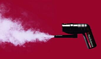 Røykepistol: Nyhet fra Gastronaut AS