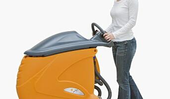 Taski Swingo 755B - maskin for mellomstore gulvflater