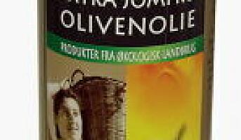 Nye kaldpressede olivenoljer