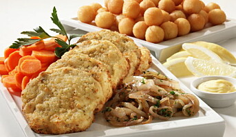 Mer fisk og grønne måltider fra Findus