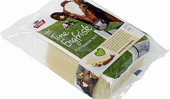 Engfrisk - ny naturlig sunnere ost