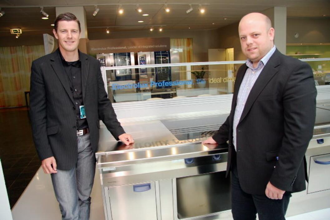 Markus Ørnmark og Christian Selander Electrolux1