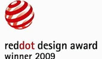 Tork Elevation tildelt red dot-prisen for god produktdesign