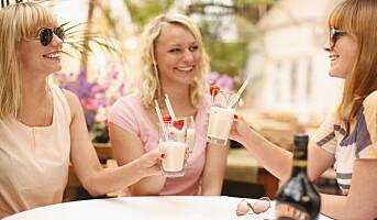 Baileys Smoothie - ny trend i sommer