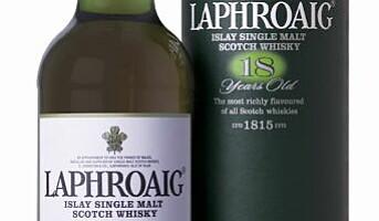 Nye whiskylanseringer